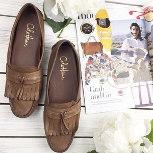 Cole Haan Brown Driving Shoes Loafers